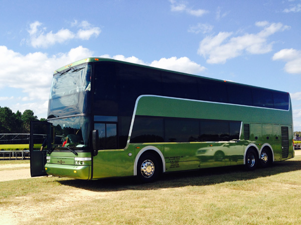 Double Decker Bus Alabama Group Travel By Luxury Motorcoach